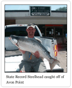 State Record Steelhead