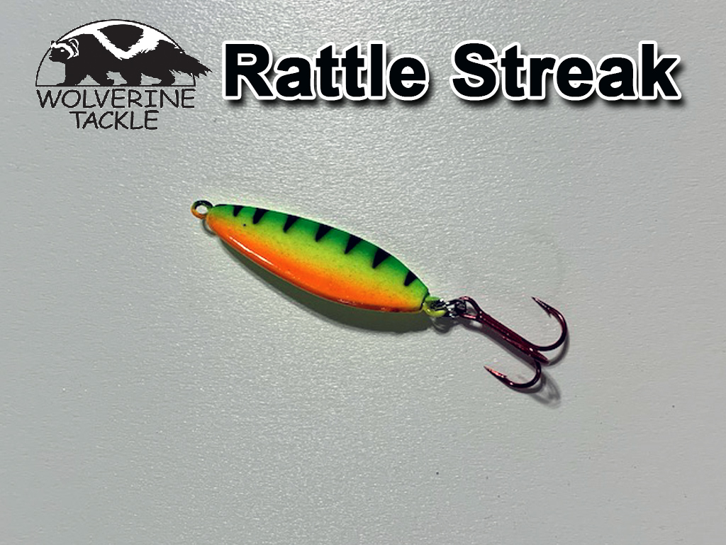 Silver Streak Rattle Steaks